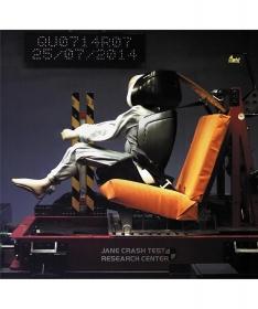 Jane test auto sedišta Quartz
